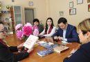 Қыздар университеті балалар үйіне қайырымдылық жасады