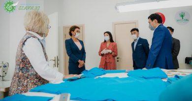 Дариға Назарбаева «Қамқорлық» әлеуметтік коворкинг орталығының ашылуына қатысты