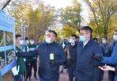 Батыс Қазақстан: «Жасылелдіктердің» жұмысының жемісі