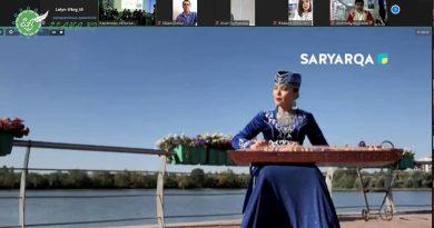 Қарағанды облысында «Рухани жаңғыру» бағдарламасы аясында республикалық Қасым атындағы «Дүниенге келер әлі талай Қасым» жыр додасы өтті