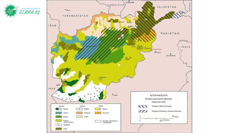 Ауғанстан халқының этникалық құрамы